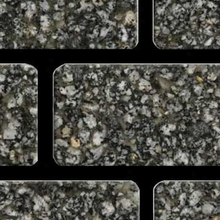 Fritztile Brick 1/4 Wt6200 Salt And Pepper Granite Tile & Stone
