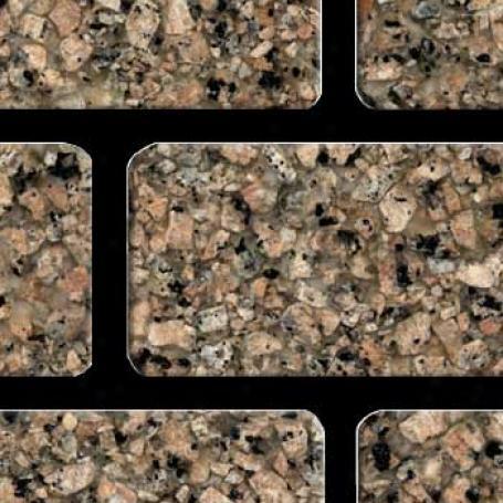 Fritztile Brick 1/4 Wt6200 Burnet Pink Granite Tile & Stone