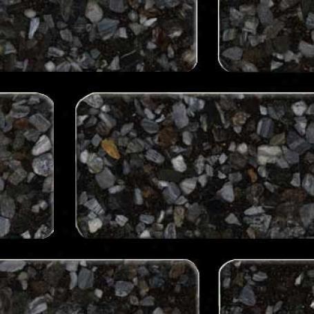 Fritztile Brick 1/4 Wt6200 Blue Gray Marble Tile & Stone