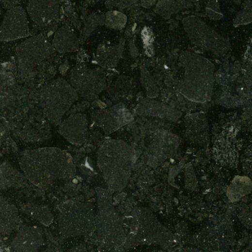 Fritztile Classic Marble Mosaic Cln600 3/16 Thick Raven Black Tile & Stone