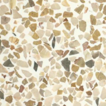 Fritzti1e Classic Terrazo Cln600 3/16 Earthtones W Tile & Stone