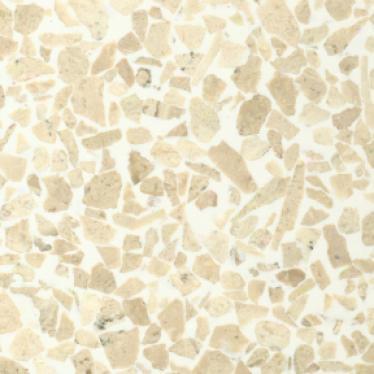 Fritztile Classic Terrazzo Cl200 1/8 Thick Persian Cream-wm Tile & Stone