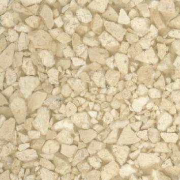 Fritztile Classic Terraxzo Cl200 1/8 Thick Persian Cream Tile & Sone