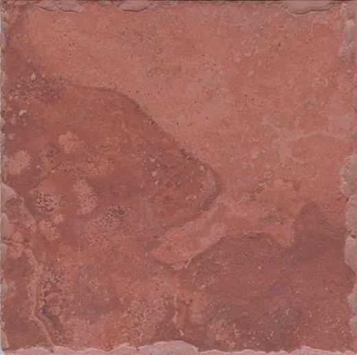 Geo Ceramiche Camelot 20 X 20 Burgundi Tile & Stone