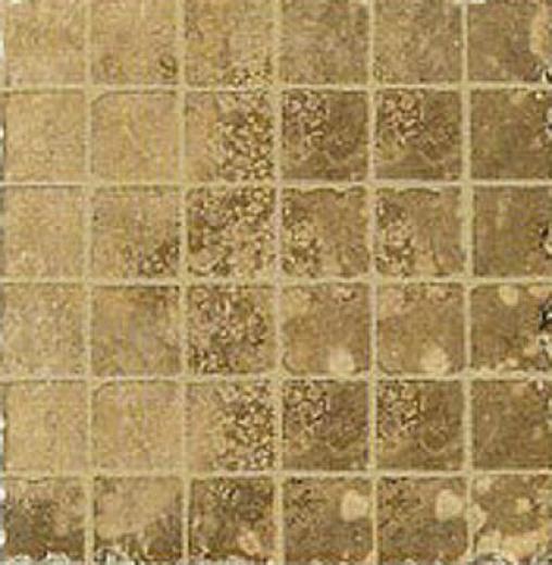 Geo Ceramich Camelot Mosaic 2 X 2 Noce Tile & Stone