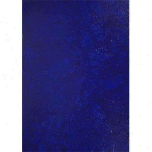 Globus Cork Cement Down Tiles 24 X 24 Imperial Blue Cork Flooring