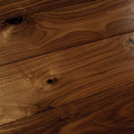 Hallmark Hardwoods Heirloom Collection American Walnut Regular Hardwood Flooring