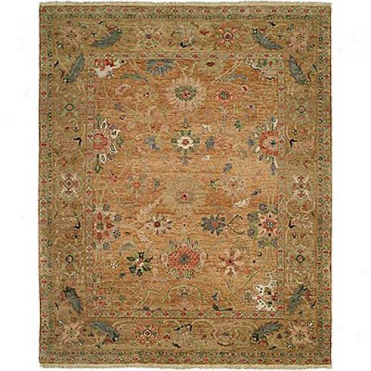 Harounian Rugs International Hadji Jalili 8 X 10 Brown/dark Brown Area Rugs