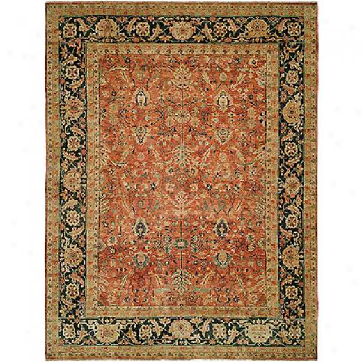 Harounian Rugs International Supreme  9X 12 Red/bluw Area Rugs