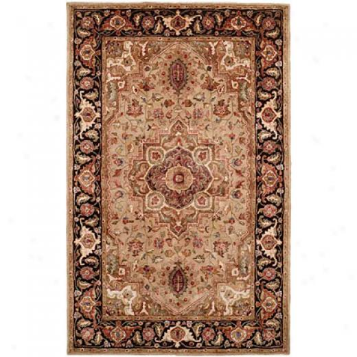 Harounian Rugs International Romqnce 5 X 8 Fawn Area Rugs
