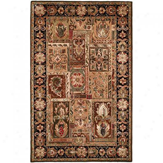 Harounian Rugs International Romance 5 X 8 Multi Area Rugz