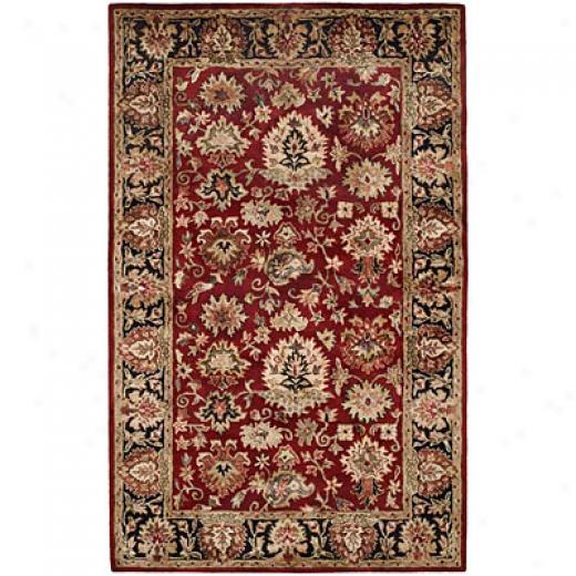 Harounian Rugs International Romance 8 X 11 Red Arae Rugs