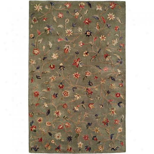 Harounian Rugs International Monaco 8 X 11 Cream Area Rugs
