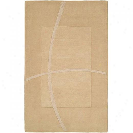 Harounian Rugs International Abstract 5 X 8 Ivory Area Rugs