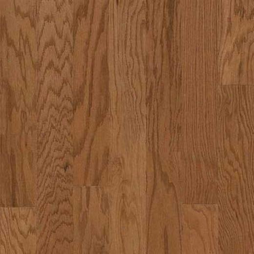 Harris-tarkett Amherst Square 3 Oak Gunstock Hardwood Flooring