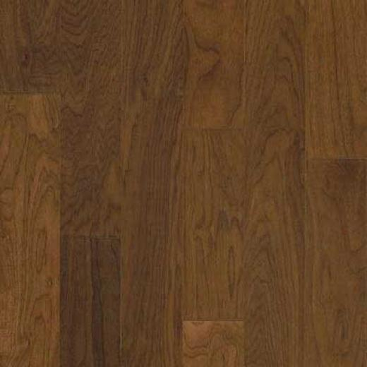 Harris-tarkett Artisan Profiles Walnut Dark Mustang Hardwood Flooring