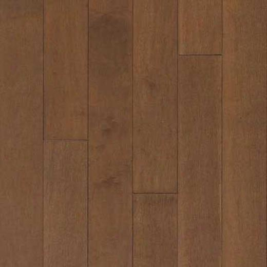Harris-tarkett Artisan Profiles Maple Dark Brass Hardwood Flooring
