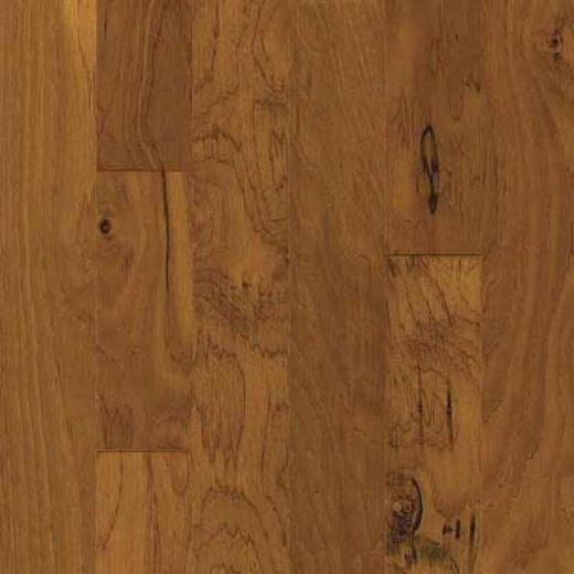 Harris-tarkett Artisan Rustic Pecan Golden Hardwood Flooring