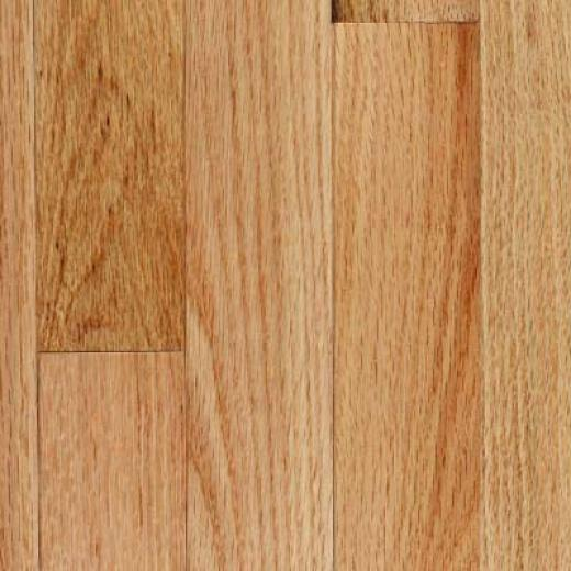 Harris-tarkett Capital Strip 2 1/4 Red Oak Natural Hardwood Flooring