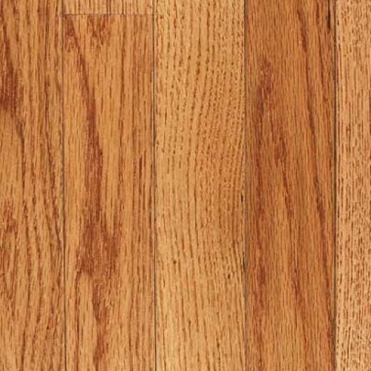 Harris-tarkett Capital Strip 2 1/4 Amber Hardwood Flooring