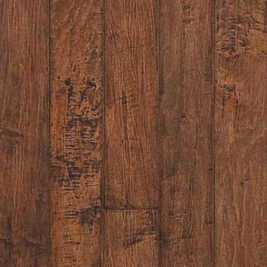Harris-tarkett Crossroads Sedona Rustic Maple Sierra Brown Hardwood Flooring