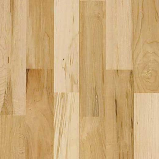 Harris Woods Distinctions Longstrip (foundations) Maple Natural Hardwood Flooring