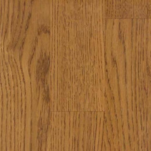 Hartco Exotic Treasures Sienna Oak 3-strip Hardwood Flooring