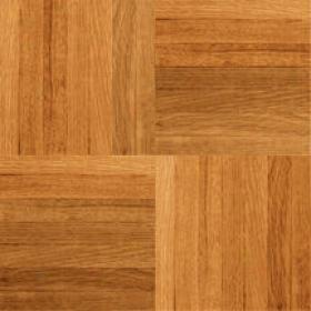 Hartco Hartwood Parquet-cabin Bronze Hardwood Flooring