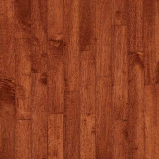 Hartco Kona Wood Strip Lg Brazilian Large boiler Hardwood Flooring