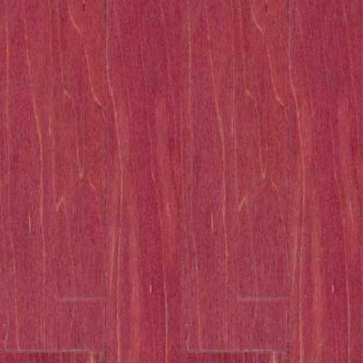 Hartco Pattern Plus 5000 Oak - Random Length Burgundy 551502