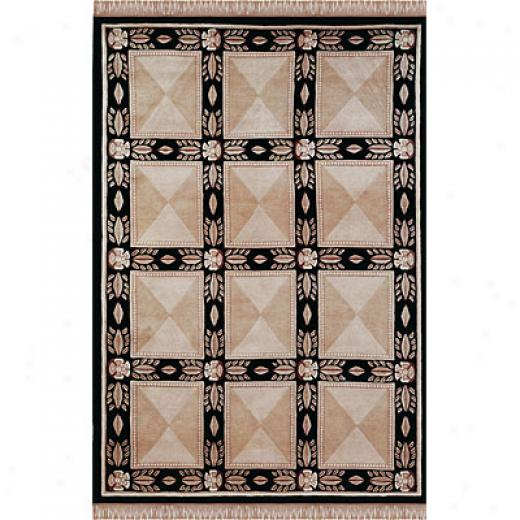 Hellenic Rug Imports, Inc. Private Reserve 10 X 14 Tabriz Ivory Area Rugs