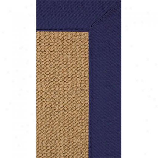 Hellenic Rug Imports, Inc. Athena Sisal 5 X 8 Blue Area Rugs