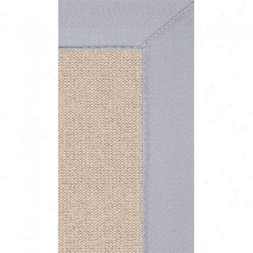 Hellenic Rug Imports, Inc. Athena Natural 1 X 2 Lt. Gray Area Rugs