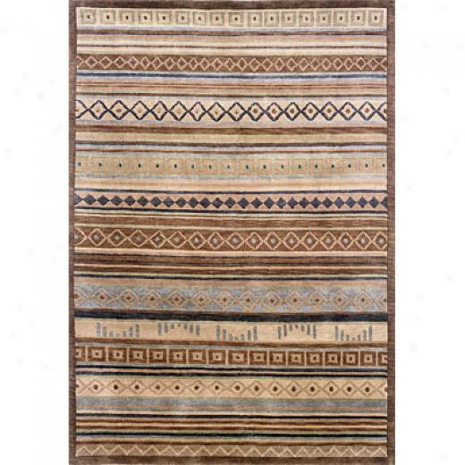 Hellenic Rug Imports, Inc. Essential Nature 4 X 6 Trails Area Rugs