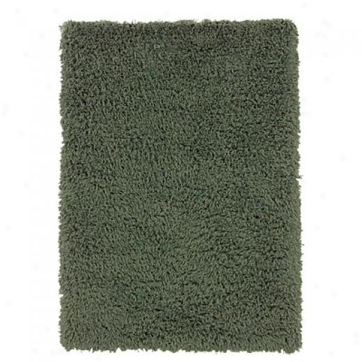 Hellenic Rug Imports, Inc. Ultimate Shag 4 X 6 Sage Area Rugs