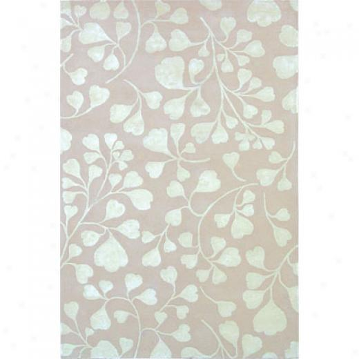 Hellenic Rug Imports, Inc. City Trends 1 X 2 Ginko Taupe Area Rugs
