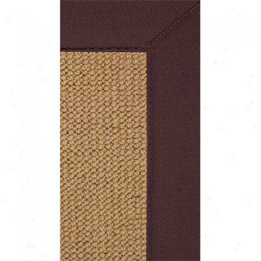 Hellenic Rug Imports, Inc. Athena Sisal 5 X 8 Brown Area Rugs
