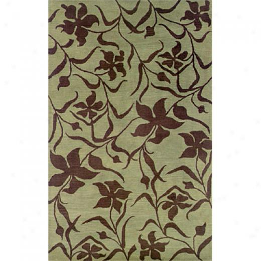 Hellenic Rug Imports, Inc. Palermo 1 X 2 Fielded Mint Area Rugs