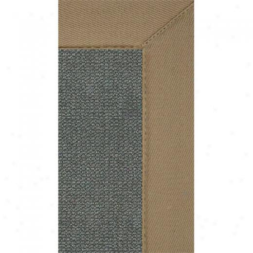 Hellenic Rug Imports, Inc. Athena Charcoal 9 X 13 Tan Area Rugs