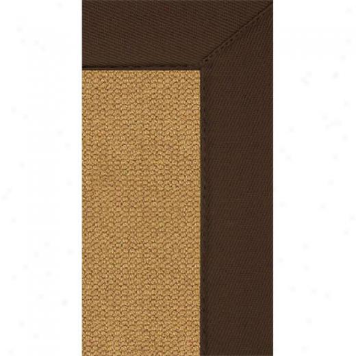 Heellenic Rug Imports, Inc. Athena Cork 9 X 13 Brown Area Rugs