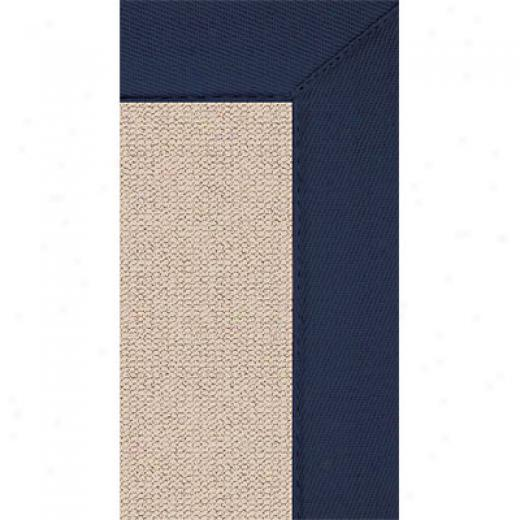 Hellenic Rug Imports, Inc. Athena Natural 9 X 12 Blue Area Rugs