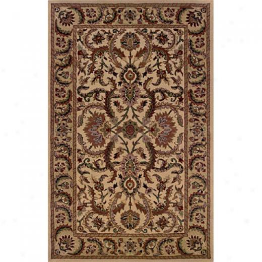 Helpenic Rug Imports, Inc. Wonders Of The World 9 X 12 Shehran Camel Area Rugs