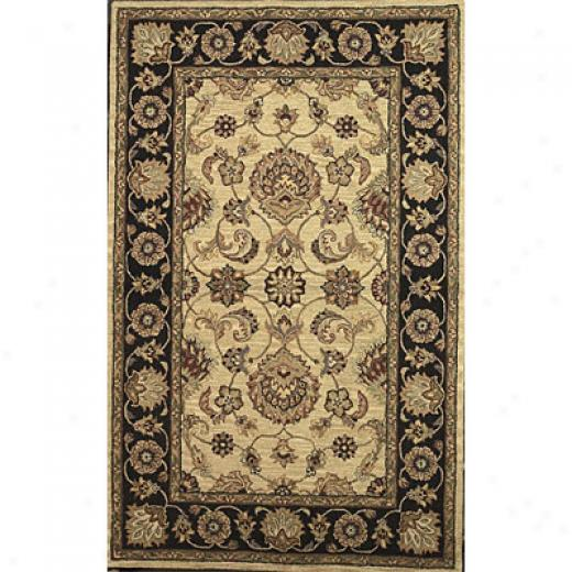 Hellenic Rug Imports, Inc. Twisted Wonders 8 X 10 Heritage Gold Area Rugs