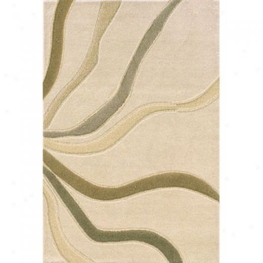 Hellenic Rug Imports, Inc. Goels Natural 8 X 8 Cosmic Area Rugs