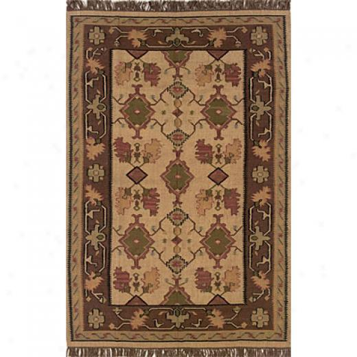 Hellenic Rug Imports, Inc. Antique Kilim 8 X 11 Appalachian Gold Area Rugs