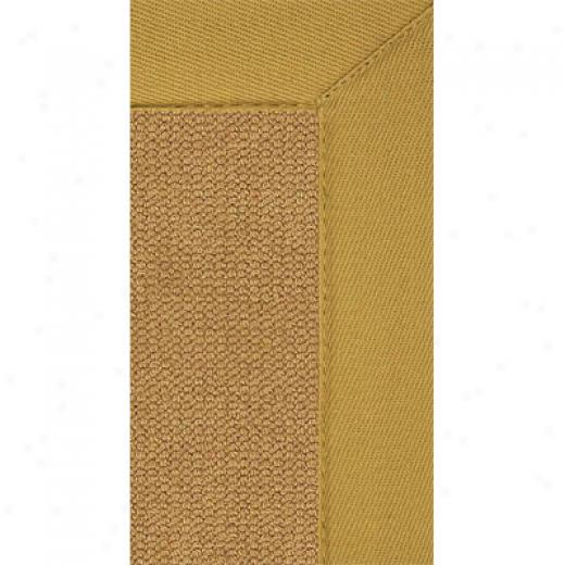 Hellenic Rug Imports, Inc. Athena Cork 9 X 13 Gold Area Rugs