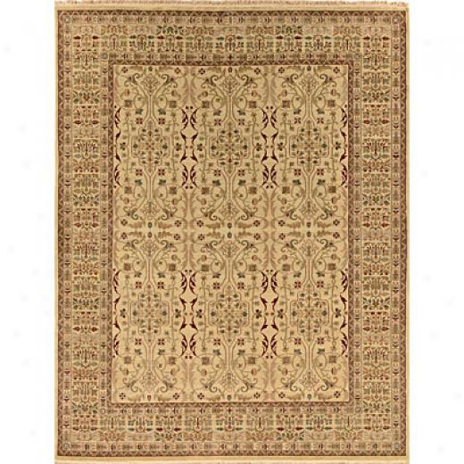 Hellenic Rug Imports, Inc. Private Keep 10 X 14 Hard Twist Light Gold Area Rugs