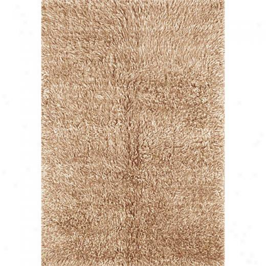 Grecian Rug Imports, Inc. New Flokati 2 X 5 Tan Area Rugs