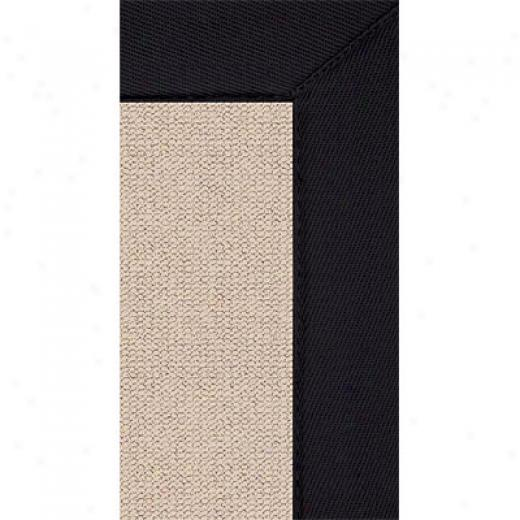Hellenic Rug Imports, Inc. Athena Natural 8 X 11 Black Area Rugs