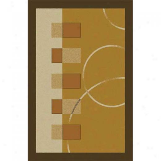 Home Dynamix Modern Weave 8 X 11 Gold 5336 Area Rugs